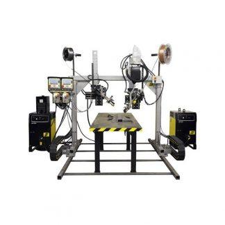 Оборудование для механизации, автоматизации и роботизации сварки, наплавки и резки